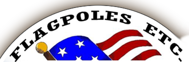 Flagpoles Inc. logo